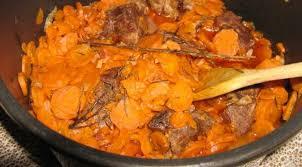 cuisiner boeuf recette à la cocotte minute un bœuf carotte