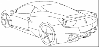 sports cars coloring pages within coloring page car omeletta me
