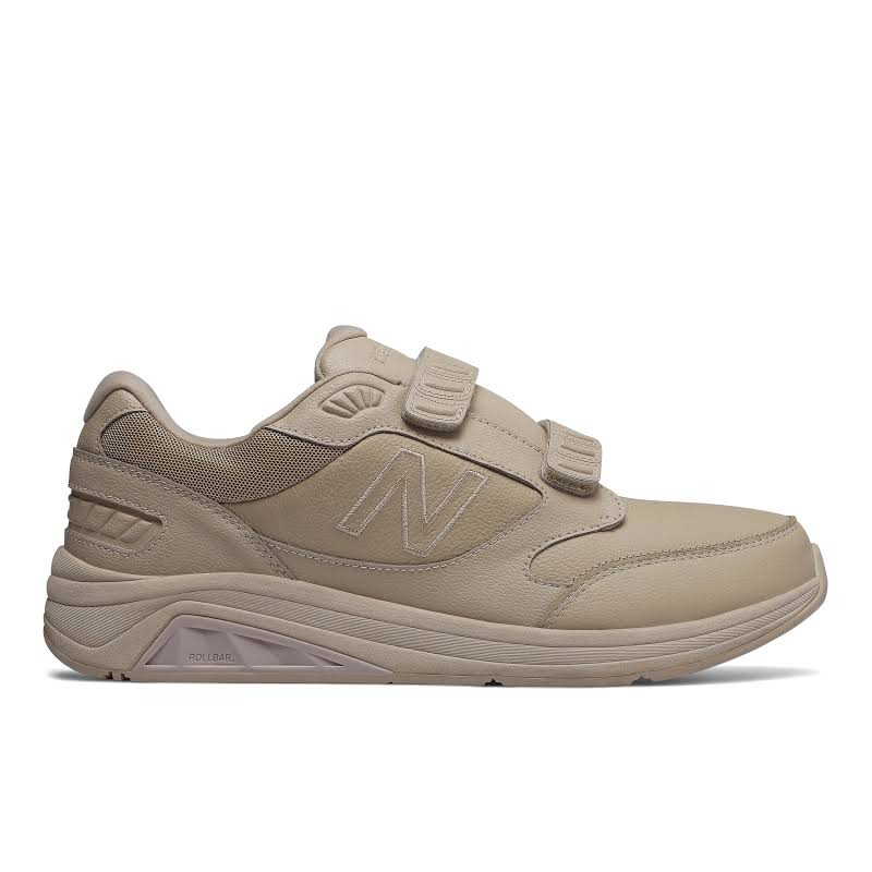 New Balance 928v3 Hook and Loop Leather Tan