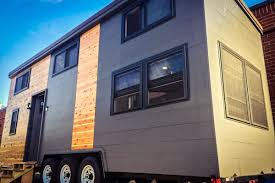 48k tiny house comes with sleek storage security system curbed