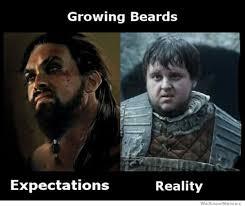 Beard Meme - growing a beard meme guy