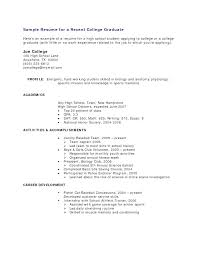 resume format for college students with no work experience resume with no work experience college student resume template for