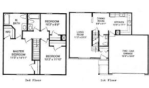 two house floor plans floor plans for homes two ideas building plans 66495