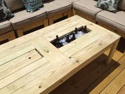 coffee table diy outdoor coffee table ideas tables made with wine