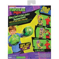 Halloween Inflatable Train Teenage Mutant Ninja Turtles Inflatable Turtle Hands