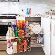 rangement cuisine pratique rangement décuplé dans l armoire cuisine inspirations