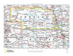 Detailed Map Of Colorado by Republican River Drainage Basin Landform Origins Colorado