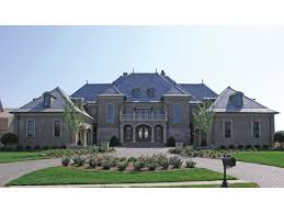 chateauesque house plans home plan homepw16761 8126 square 5 bedroom 5 bathroom