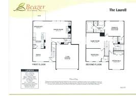 Beazer Floor Plans Riverbridge Homes
