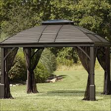 Cheap Awnings For Patio Exteriors Amazing Lowes Patio Table Decks And Gazebos Outdoor