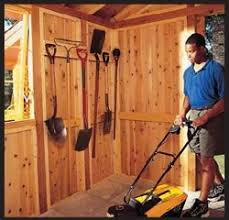 Tool Storage Shelves Woodworking Plan by How To Build Garage Shelves Woodworking Plans And Information At