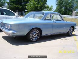 1963 chevrolet corvair monza related infomation specifications