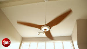 the fanciest thing in the cnet smart home the fans