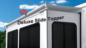 Rv Awning Covers Slide Out Protection For Your Rv By Dometic Youtube