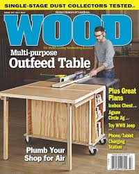 wood issue 247 july 2017 woodworking plan from wood magazine