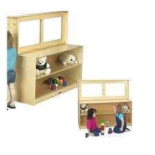 Daycare Room Dividers - preschool cubbie mobile storage single storage shelf with cubbies