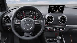 2015 audi a3 cost audi a3 is car with embedded 4g lte but will owners go