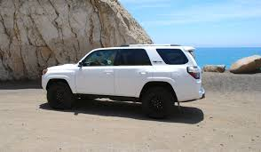 toyota 4runner 2017 white review toyota 4runner trd pro is a time machine you can buy today