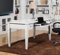 60 Inch Computer Desk 60 Inch Writing Desk In Cottage White Finish By House Boc 485