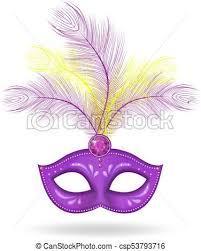 white mardi gras mask mardi gras mask icon realistic 3d style mask with feathers