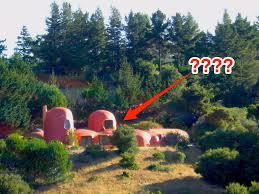 Dome House For Sale San Francisco U0027s The Flintstone House Is On Sale Business Insider