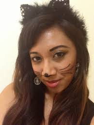 Draw Cat Face Halloween The Made Up Maiden October 2012