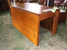Tiger Maple Furniture Antique Tables