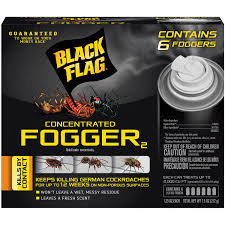 How To Make Money In Black Flag Amazon Com Black Flag Hg 11079 6 Count Indoor Fogger Garden