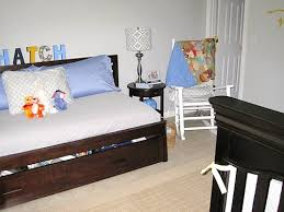 Daybed For Boys Organized Storage A Baby Nursery Essential