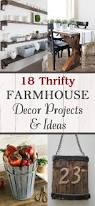 thrifty farmhouse decor projects u0026 ideas