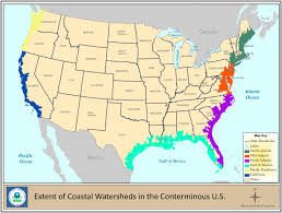 Map Of Usa With Time Zones by Coastal Wetlands Wetlands Protection And Restoration Us Epa