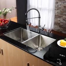 Replacing A Kitchen Faucet 50 Beautiful Replacing Sink Faucet Pics 50 Photos I Idea2014