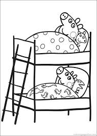 peppa pig valentines coloring pages peppa pig coloring pages 16 little people pinterest peppa pig