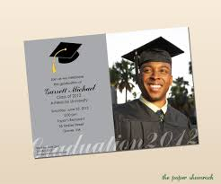 how to make graduation announcements templates cheap how to make your own photo graduation