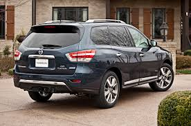 nissan canada virtual showroom 2014 nissan pathfinder reviews and rating motor trend