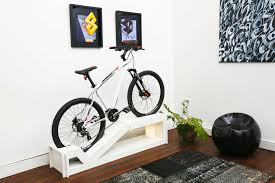 Diy Bike Desk Fitdesk Bike Desk Chair Creative Desk Decoration