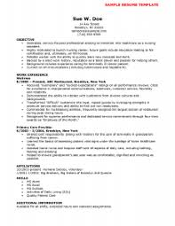 download cna resume sample with no experience