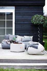 bean bag chair with ottoman this outdoor furniture collection is made of bean bag chairs