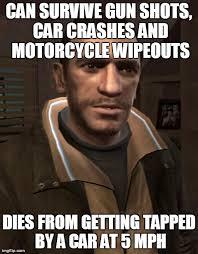 Gta 4 Memes - gta iv life logic imgflip