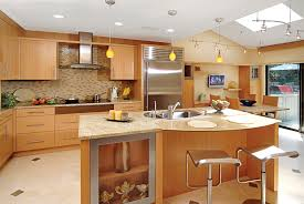 kitchen work islands 16 inspiring contemporary kitchen island design idea ramuzi