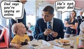 Know Your Meme Thanks Obama - he s not your dad hilarious barack obama memes pictures cbs news