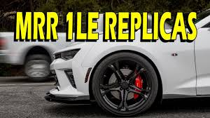 camaro ss or zl1 mrr designs m017 1le replica wheels for camaro ls lt ss or zl1