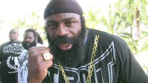 kimbo slice and elite xc fight night comes to the bank atlantic