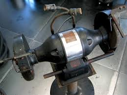 Uses Of A Bench Grinder - flamingsteel