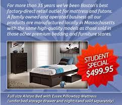 Boston Bed Company Boston Cambridge Framingham Stoughton MA - Boston bedroom