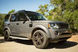 black land rover lr3 review never the king but the land rover lr4 is still noble