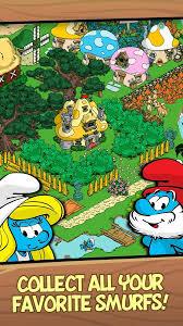smurfs u0027 village android apps google play