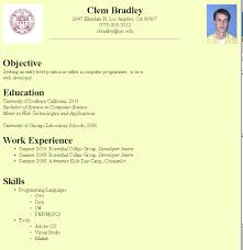 some exles of resume some sle resumes shalomhouse us