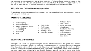 Samples Of Marketing Resumes by Lead Generation Resume Sample Resume For Your Job Application