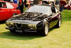 alfa romeo gt junior zagato 1969 72 concorso italiano 2009 車